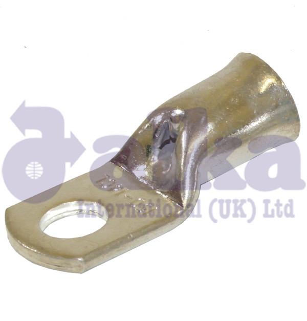 16 - 6 Copper Crimping Lug Wiring Lug on